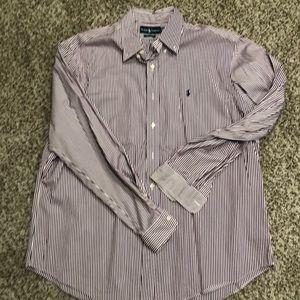 Long Sleeve Ralph Lauren Dress Shirt